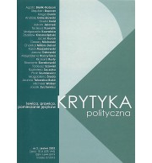 Krytyka polityczna 2/2002