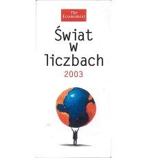 Świat w liczbach 2003