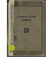 Q. Horatii Flacci Carmina (1921)
