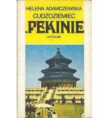 Cudzoziemiec w Pekinie