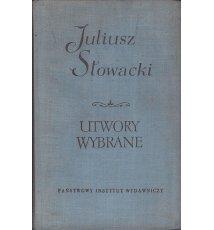 Słowacki Juliusz - Utwory wybrane, t.I