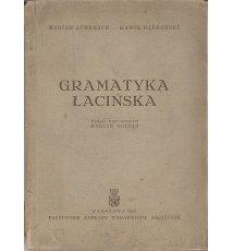 Gramatyka łacinska