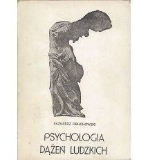 Psychologia dążeń ludzkich