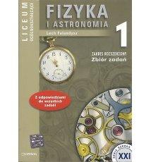 Fizyka i astronomia 1. Zbiór zadań