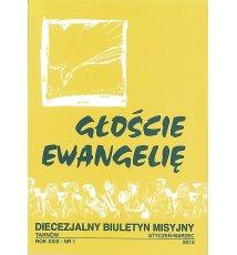Głoście Ewangelię - Diecezjalny Biuletyn Misyjny. 1/2, 2012
