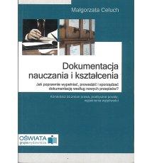 Dokumentacja nauczania i kształcenia