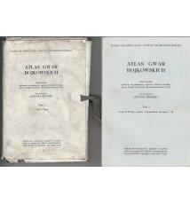 Atlas gwar bojkowskich. T. 1
