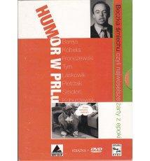 Humor w PRLu, książka +DVD