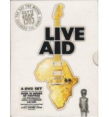 Live Aid, Bob Geldof