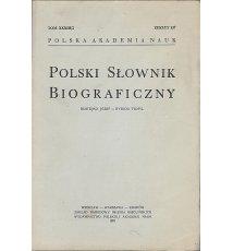 Polski Słownik Biograficzny, Tom XXXIII/2