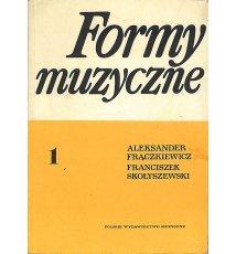 Formy muzyczne 1