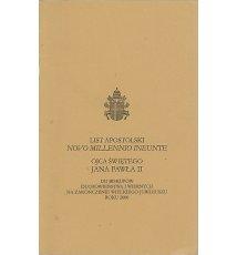 List Apostolski Novo Millennio Ineunte