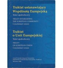 Traktat ustanawiający Wspólnotę Europejską/Traktat o Unii Europejskiej