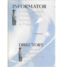 Informator o organizacjach i inicjatywach kobiecych w Polsce
