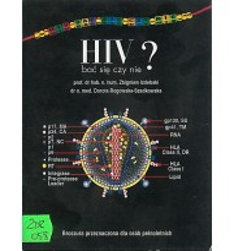 HIV bać się czy nie?