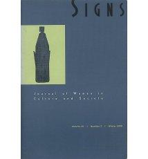 Signs. Journal of Women 2000