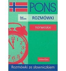 Rozmówki norweskie last minute