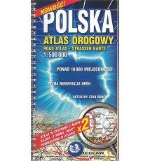 Samochodowy atlas Polski 2000