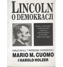 Lincoln o demokracji