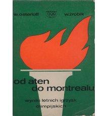 Od Aten do Montrealu