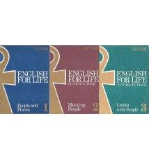 English for Life 1-3
