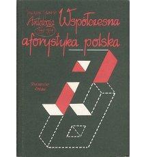 Współczesna aforystyka polska