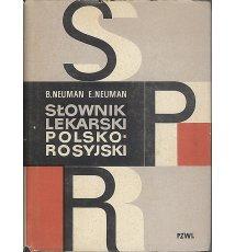 Słownik lekarski rosyjsko-polski