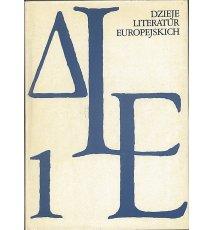 Dzieje literatur europejskich T.1