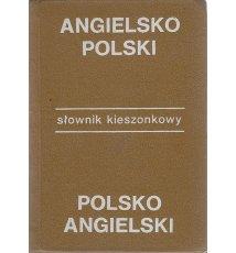 Słownik kieszonkowy angielsko-polski polsko-angielski