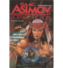 Isaac Asimov's Science Fiction. Grudzień 1991