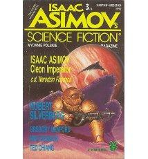 Isaac Asimov's Science Fiction. 3/8, 1992