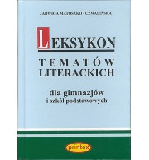Leksykon tematów literackich
