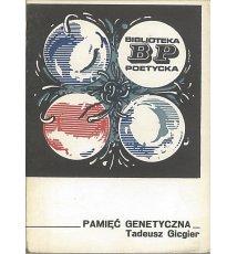Pamięć genetyczna