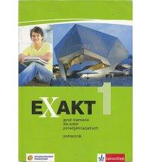 Exakt 1. Język niemiecki. Podręcznik