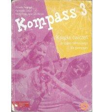 Kompass 3. Książka ćwiczeń do języka niemieckiego