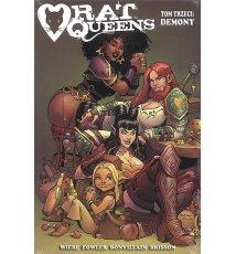 Rat Queens. Tom 3. Demony
