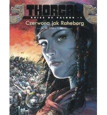 Thorgal. Kriss de Valnor - 5 - Czerwona jak Raheborg