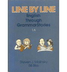 Line by Line. English Through Grammar Stories, 1A