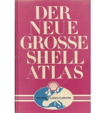 Der Neue Grosse Shell Atlas 87/88