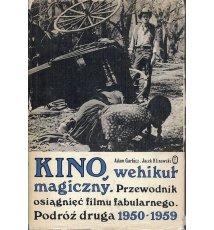 Kino, wehikuł, magiczny 1950-1959