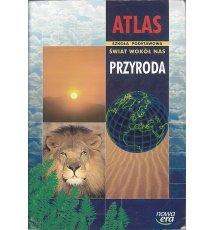 Atlas georaficzny, Atlas przyroda