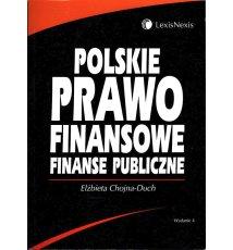Polskie prawo finansowe. Finanse publiczne