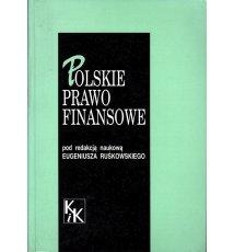 Polskie prawo finansowe