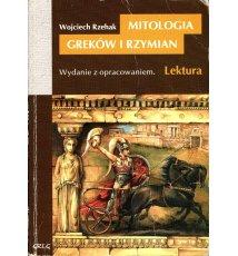 Mitologia Greków i Rzymian. Wydanie z opracowaniem