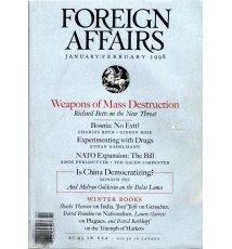 Foreign Affairs, I/II 1998