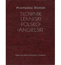 Słownik lekarski polsko-angielski