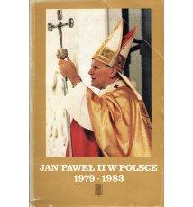 Jan Paweł II w Polsce, 1979-1983