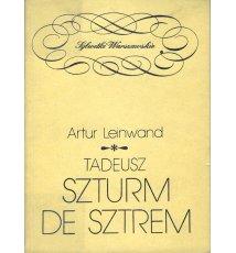 Tadeusz Szturm de Sztrem
