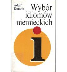Wybór idiomów niemieckich