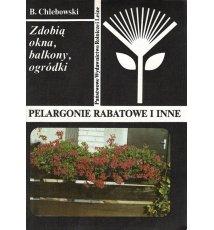 Pelargonie rabatowe i inne